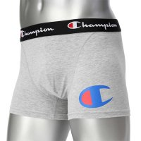 Champion BIG LOGO BOXER BRIEF[GRAY] - CM6-K252