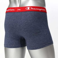 Champion BIG LOGO BOXER BRIEF[NAVY] - CM6-K252
