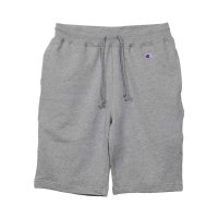 Champion SWEAT SHORT PANTS[GRAY] - C3-D519