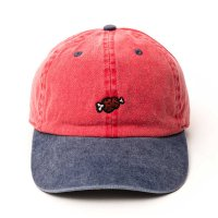 [SUPER SALE/30%OFF]APPLEBUM HONENIKU COTTON CAP [RED/NAVY] - 1810902<img class='new_mark_img2' src='//img.shop-pro.jp/img/new/icons16.gif' style='border:none;display:inline;margin:0px;padding:0px;width:auto;' />