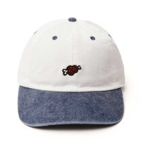 [SUPER SALE/30%OFF]APPLEBUM HONENIKU COTTON CAP [WHITE] - 1810902 - O
