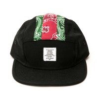 [SUPER SALE/30%OFF]PLAY for APPLEBUM PAISLEY LINE CAP [BLACK] - 1810905