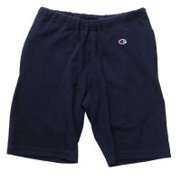 [SUPER SALE/50%OFF]Champion REVERSE WEAVE SWEAT SHORT PANTS[NAVY] - C3-D526