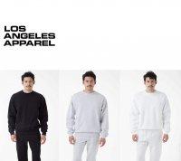 LOS ANGELES APPAREL HF07 Heavy Fleece PO 14oz Crew