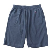 Champion BASIC SHORTS COTTON SHORT PANTS[WINSOR BLUE] - C3-H516