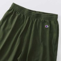 Champion BASIC SHORTS COTTON SHORT PANTS[DK GREEN] - C3-H516