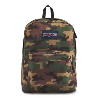 JANSPORT SUPERBREAK BACKPACK[SURPLUS CAMO]