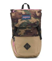 JANSPORT PIKE BACKPACK[SURPLUS CAMO]