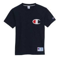 Champion Big C Logo T-shirt[NAVY]