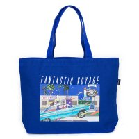 APPLEBUM FANTASTIC VOYAGE TOTEBAG [BLUE] - HS1811005