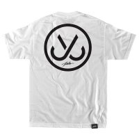 [SUPER SALE/30%OFF]JSLV HOOKS2 SELECT TEE[WHITE]  - MSC8024