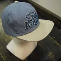 [SUPER SALE/30%OFF]JSLV SIGNATURE TIMES BRUSHED SNAPBACK[BLUE] - MHA1066