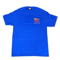 FORGET NEVER STILL N' OUT T-SHIRT[BLUE]