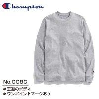 [ CHAMPION ] CC8C LONG SLEEVE T-SHIRT -  チャンピオン ロングスリーブ Tシャツ ロンT