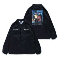 APPLEBUM BOYZ N THE HOOD COACH JACKET[BLACK] - B1810601