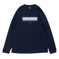 APPLEBUM ELITE PERFORMANCE L/S DRY T-SHIRT [NAVY] - EA1821101<img class='new_mark_img2' src='//img.shop-pro.jp/img/new/icons8.gif' style='border:none;display:inline;margin:0px;padding:0px;width:auto;' />