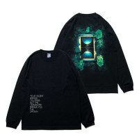 APPLEBUM SECRET PLAYGROUND L/S T-SHIRT [BLACK] - EA1821103