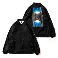 APPLEBUM BASKETBALL COURT COACH JACKET[BLACK] - EA1820601<img class='new_mark_img2' src='//img.shop-pro.jp/img/new/icons5.gif' style='border:none;display:inline;margin:0px;padding:0px;width:auto;' />