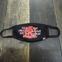 KOB Clothing (R) MASK [RED/BLACK]