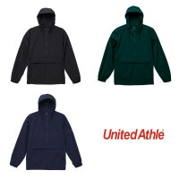 UNITED ATHLE COTTON LIKE NYLON ANORAK PARKA[3COLOR] - 7211-01 - プリント対応