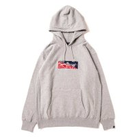 APPLEBUM Bandanna Box SWEAT PARKA[H.GRAY] - SC1820402