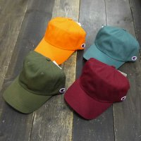 Champion TWILL LOW CAP[4Color] -  381-0088