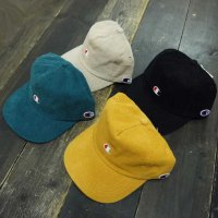 Champion CORDUROY 5PANEL CAP[4Color] -  381-0058