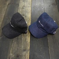 Champion DENIM BALL CAP[2Color] -  381-0136