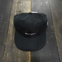 Champion PEACH FLAT CAP[BLACK] - 381-0068