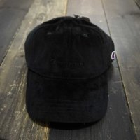 Champion VELVET LOW CAP[BLACK] - 381-0028