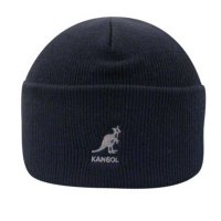 KANGOL ACRYLIC CUFF PULL-ON[NAVY]<img class='new_mark_img2' src='//img.shop-pro.jp/img/new/icons5.gif' style='border:none;display:inline;margin:0px;padding:0px;width:auto;' />