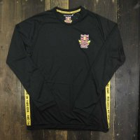 <img class='new_mark_img1' src='https://img.shop-pro.jp/img/new/icons34.gif' style='border:none;display:inline;margin:0px;padding:0px;width:auto;' />THE RED BULL BC ONE COLLECTION SPIN FUNCTIONAL LONGSLEEVE[BLACK] - BCO18006