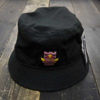 THE RED BULL BC ONE COLLECTION NEW ERA SPIN BUCKET HAT[BLACK] - BCO18019