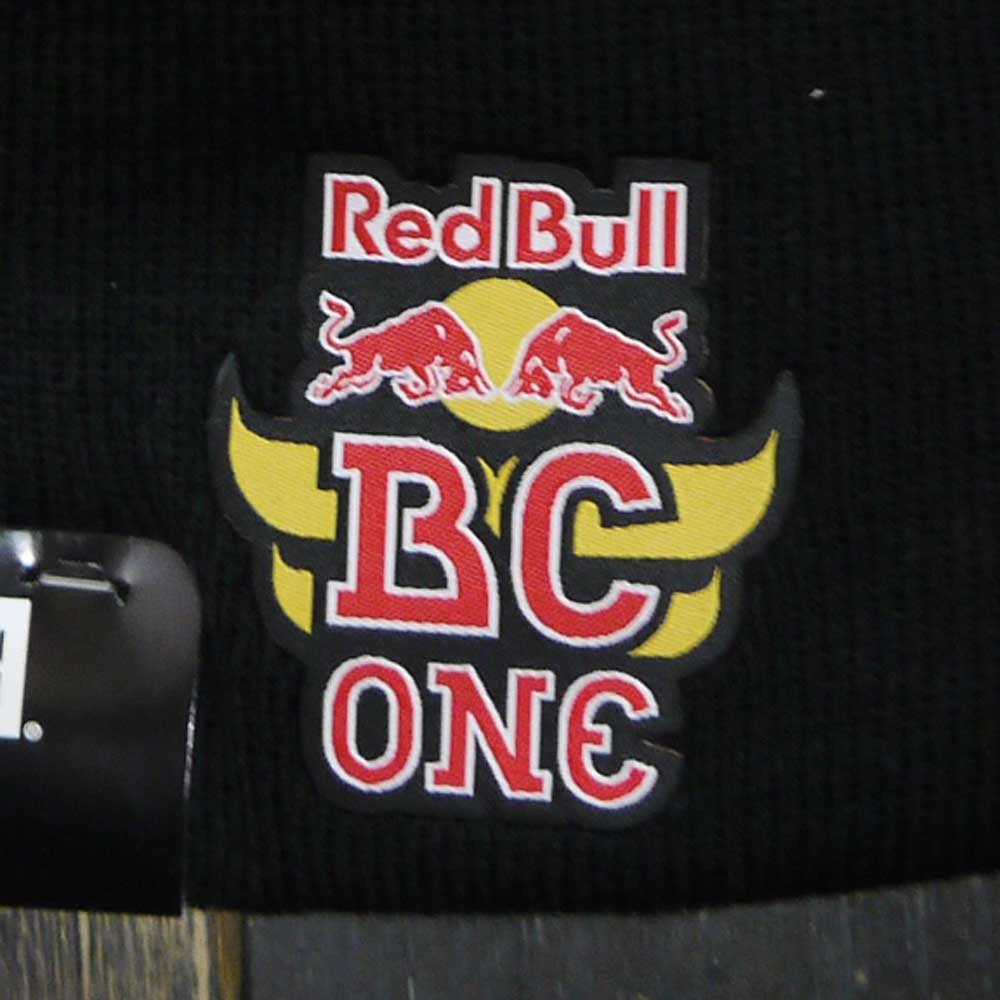 THE RED BULL BC ONE COLLECTION NEW ERA BCONE BEANIE  BLACK  - BCO18021 42353bb65e56