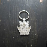 THE RED BULL BC ONE COLLECTION BCONE KEYRING[SILVER] - BCO18025