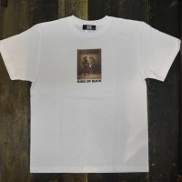 KOB Clothing BASIC T-SHIRTS [WHITE]