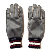 [SUPER SALE/30%OFF]APPLEBUM SYNTHETIC SUEDE GLOVE - 1821008 - O