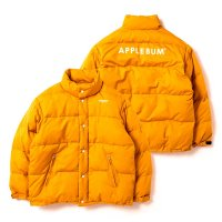 APPLEBUM LOGO INNERCOTTON JACKET [YELLOW] - 1820604<img class='new_mark_img2' src='//img.shop-pro.jp/img/new/icons5.gif' style='border:none;display:inline;margin:0px;padding:0px;width:auto;' />