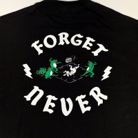 FORGET NEVER ANIMAL CYPHER T-SHIRT[BLACK]