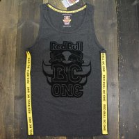 THE RED BULL BC ONE COLLECTION BC ONE SPIN TANKTOP[BLACK] - BCO18010