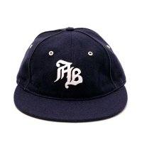 [SUPER SALE/50%OFF]APPLEBUM AB OLD TIME BALL CAP[NAVY] - EA1820902