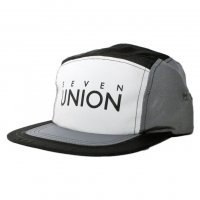 7UNION SPORTS JET CAP[BLACK/GREY] - IPVW-123