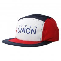 7UNION SPORTS JET CAP[NAVY/RED] - IPVW-123