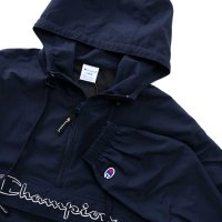 Champion ANORAK PARKA JACKET[NAVY] - C3-L609<img class='new_mark_img2' src='//img.shop-pro.jp/img/new/icons56.gif' style='border:none;display:inline;margin:0px;padding:0px;width:auto;' />
