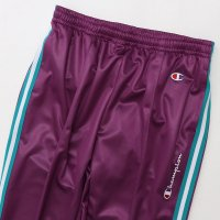 Champion JERSEY LONG PANTS [DEEP PURPLE] - C3-P202