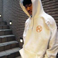 DC CLOTHING DC SPRAY HOODIE[WHITE]