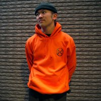 DC CLOTHING DC SPRAY HOODIE[ORANGE]
