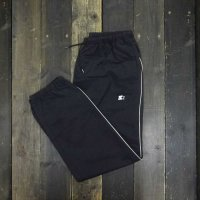 STARTER WARMUP PANTS[BLACK] - 1901-016