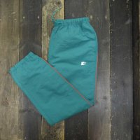 STARTER WARMUP PANTS[TURQUOISE] - 1901-016