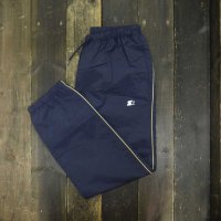 [SPECIAL SALE PRICE ]STARTER WARMUP PANTS[NAVY] - 1901-016